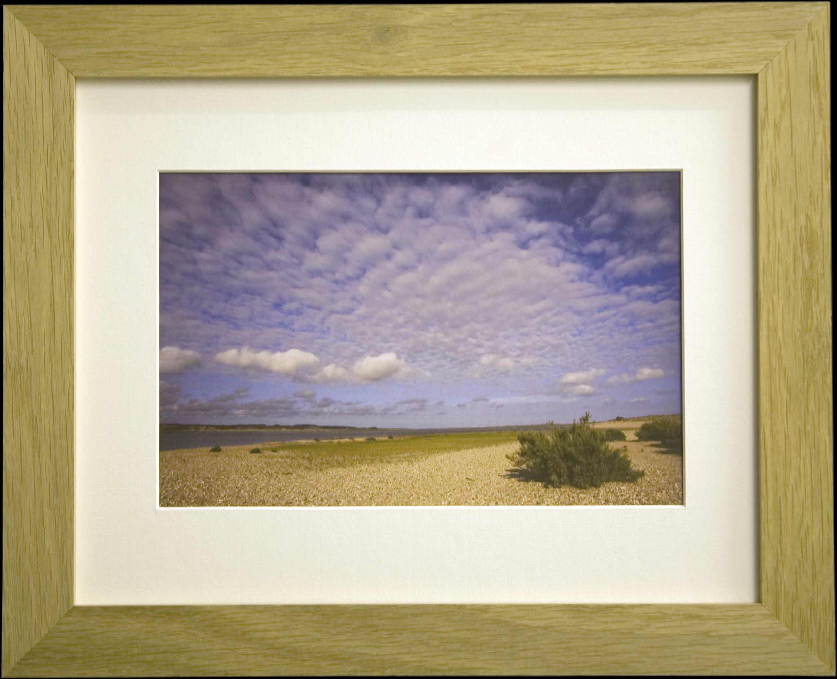 Pictures framed and delivered